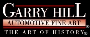 Garry Hill Logo